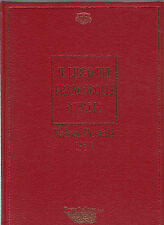LIBRO UFFICIALE POSTE + FRANCOBOLLI BUCA LETTERE 1999  LIBRI ALBUM COMPLETI RARO