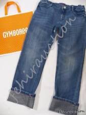 ~Gymboree~ Girls Size 7 PLUS Skinny Glitter Cuff Denim Jeans