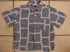 Shirt Boy Paul Smith Check Short Sleeve 3-4 Yrs