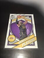Donruss Basketball Complete Players Lebron James Base Insert Lakers 2021