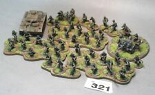 WELL PAINTED WARLORD GAMES BOLT ACTION GERMAN ARMY LATE WAR 1000 POINTS #321