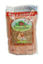 Fish & Shrimp | Dried River Shrimp & Minnow Fish | Poultry Duck Chicken Treat