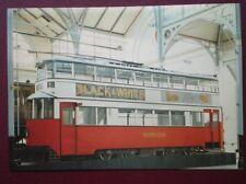 POSTCARD LONDON TRANSPORT FELTHAM TYPE TRAMCAR