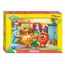 Smeshariki 60 Pieces Jigsaw Puzzle