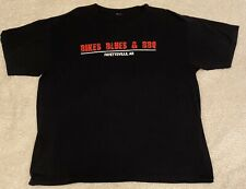 New ListingBikes Blues & Bbq Motorcycle Hog Pig Dickson St Shirt Xl Black Arkansas Harley