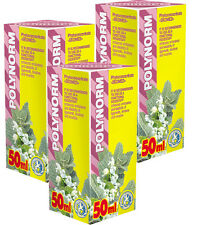 Polynorm Effective Herbal Detox - Post Chemotherapy Rehabilitation PACK OF 3