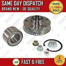 VW GOLF Mk4 / NEW BEETLE / BORA FRONT WHEEL BEARING KIT WITH HUB + ABS *NEW*
