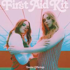 """First Aid Kit - Tender Offerings - New 10"""" Vinyl EP - Pre Order - 14th September"""