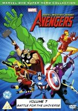 Earth's Mightiest Heroes VOL 7 features Hulk, Ant-Man, Thor, Black Panther (DVD)