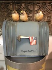 Hallmark Marjolein Bastin Mailbox Music Box