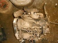 Motor VW Golf 3 Caddy Diesel 1Z 1,9D 179.000km