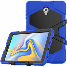 4in1 Case for Samsung Galaxy Tab a 10.5 T590 T595 Silicone Display Protection