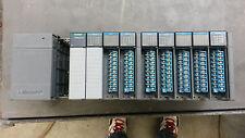 Allen Bradley SLC 500 10 slot rack