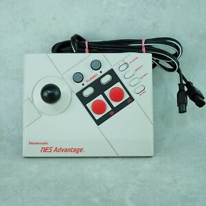 Nintendo NES Advantage Controller Arcade Joy Stick Retro Gaming /703