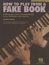 NEW How to Play from a Fake Book (Keyboard Edition)