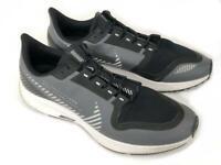 Men's Nike Air Zoom Pegasus 36 Shield AQ8005 003 Grey Black Grey Size 12 US