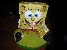 Sponge Bob aquarium decoration New with tags attached