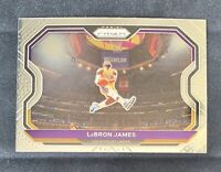 🔥Lebron James 2020-21 20-21 Panini Prizm Base Los Angeles Lakers #1 Kobe Dunk
