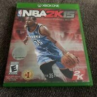 NBA 2K15 (Microsoft Xbox One, 2014) Basketball Kevin Durant Music By Pharrell