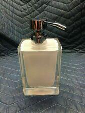 Bath Bliss Soap Dispenser White
