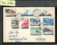 BIS_LIKE:cover San Marino 1954 V.N. LOT JN02-542