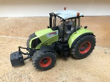 Wiking Claas Axion 850 1:32 Scale Model - Rare & Subtly Enhanced Version