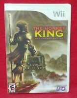 Monkey King: The Legend  - Nintendo Wii Wii U Game Brand New X Y Factory Sealed