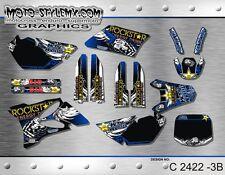 Moto StyleMX Yamaha graphics decals kit YZ 85 2001 up to 2014