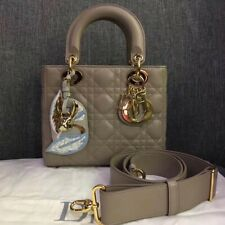 💯authentic guarantee lady dior meduim limited edition