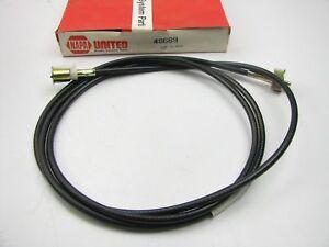 """Napa 48689 Speedometer Cable - 88 3/4"""""""