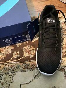 Asics Womams Patriot 10 Size 9.5 M Color Black