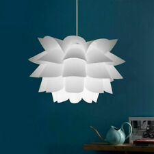 Modern Lotus Lampshade Ceiling Light Chandelier Pendant Lamp Lighting Fixture