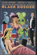 League Of Extraordinary Gentlemen Black Dossier$29.99srp variant Moore Sealed Vf