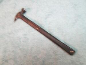Vintage DASCO 399 Staple Puller Crate Hammer Chisel Tool Cigar Box Opener