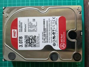 Western Digital WD30EFRX 3.0TB Red NAS Hard Drive (Used & Tested)