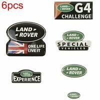 Für Land Rover Defender Traxxas TRX4 RC4WD D110 D90 Auto Aufkleber Sticker Set
