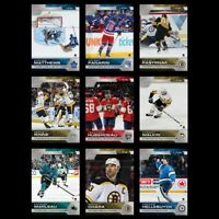 2019-20 NHL TOPPS NOW WEEK #15 9-Sticker Pack FREE Shipping IN HAND