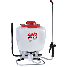 SOLO CLASSIC 425 SP Comfort Kolbenpumpe und 15 L Rückenspritze