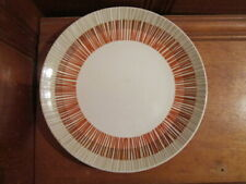 "Royal China Radiance Cavalier Ironstone Ovenproof Underglaze 10"" Dinner Plate"