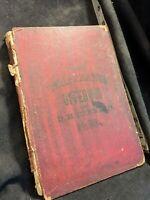The Temperance Offering: D. B. Bernard Kirksville: Journal Steam Job Print, 1879
