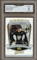 GMA 9 Mint EVGENI MALKIN 2006/07 UD Upper Deck MVP Pittsburgh Penguins ROOKIE!