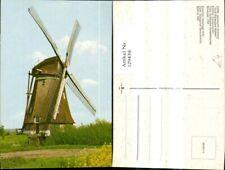 129438,Hank gemeente Dussen Zuid Hollandse Molen Windmühle Holland