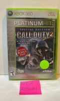 Call of duty 2 SPECIAL EDITION xbox 360