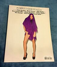 Purple Fashion Magazine #14 - F/W 2010-11, Chloe Seviigny Cover + Supplement