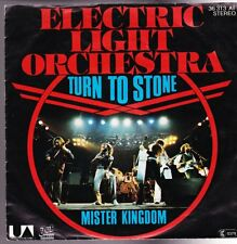 "7"" Electric Light Orchestra (Jeff Lynne) Turn To Stone / Mister Kingdom 70`s UA"