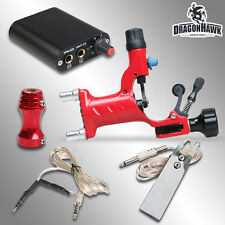Starter Tattoo Kit 1 Rotary Machine Guns Power Supply tattoo set
