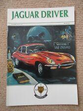 Jaguar Driver Magazine December 1988 Issue No. 341 - S Type, XJS, F1, E Type,