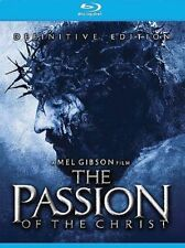 The Passion of the Christ (Blu-ray Disc, 2009, 2-Disc Set, Checkpoint Sensormatic Widescreen)