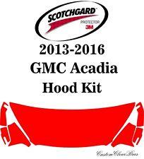 3M Scotchgard Paint Protection Film Clear Pre-Cut 2013 2014 2015 2016 GMC Acadia