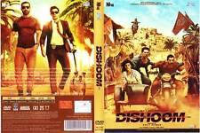 Dishoom (Hindi DVD) (2016) (English Subtitles) (Brand New Original DVD)